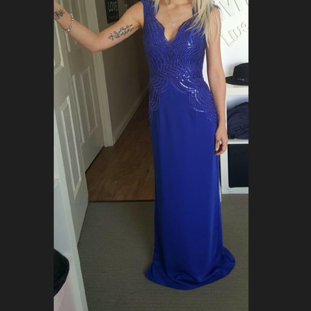 Bariano Ball Dress / Evening Dress
