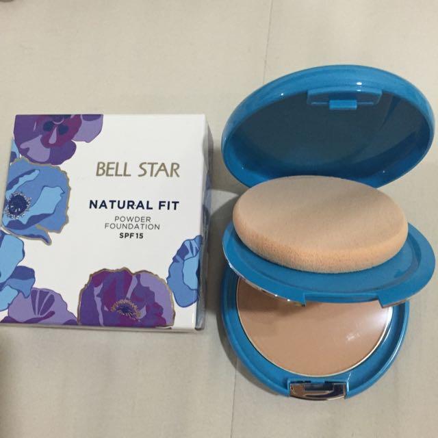 Bell Star防曬粉餅