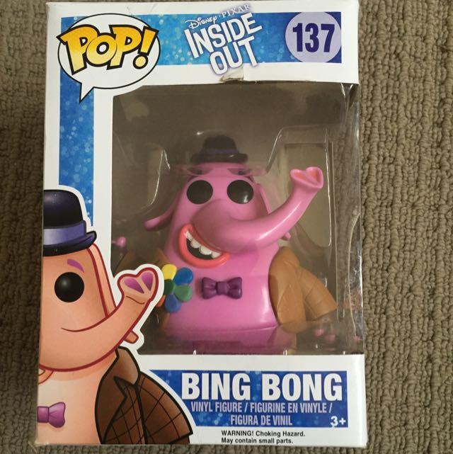 Bing Bong Vinyl Figure