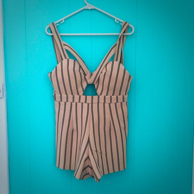 Brand New Hello Molly Playsuit