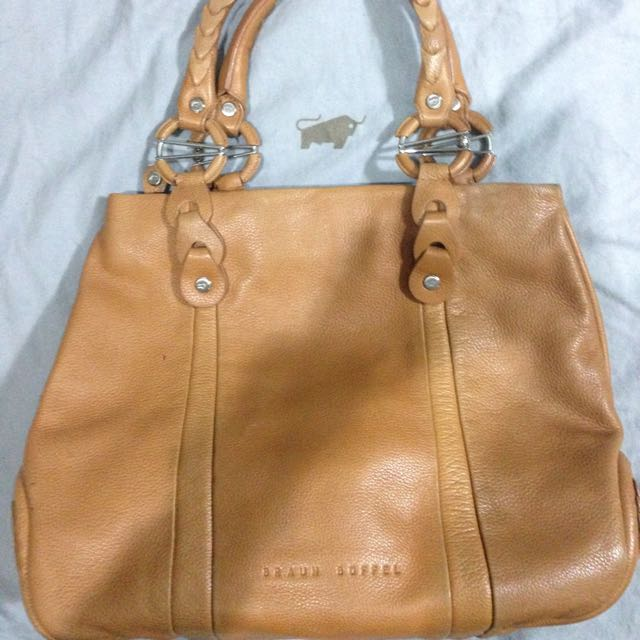 Braun Buffel Bags
