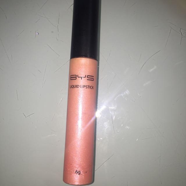 BYS Pink Lip Gloss