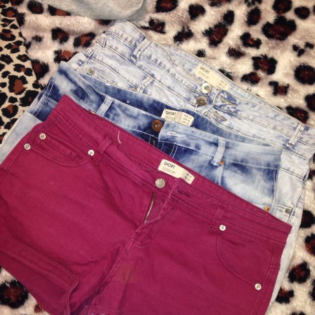 Cotton On Shorts (3pairs)