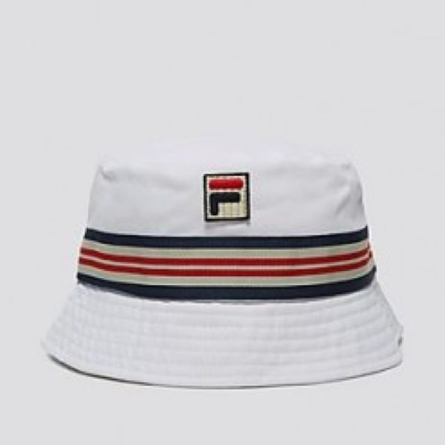 45594369 Fila Casper Bucket Hat, Women's Fashion on Carousell