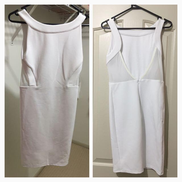 Fresh Soul White Dress