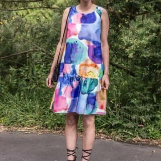 Gorman palette Party Dress