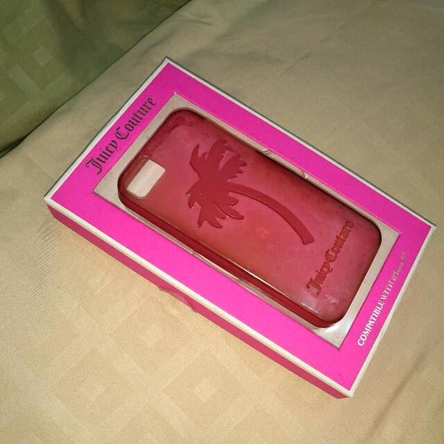 Juicy Couture Iphone 5/5s Case