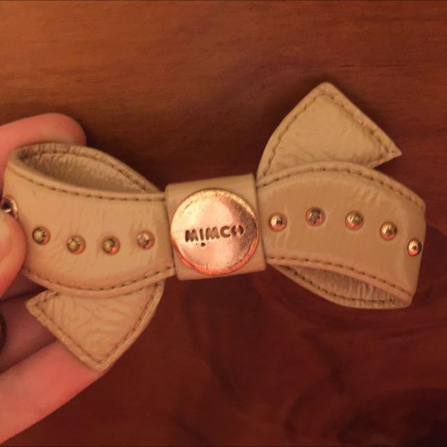 Mimco Bow Key Ring