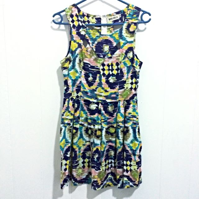 Mooloola Summer CutOut Dress
