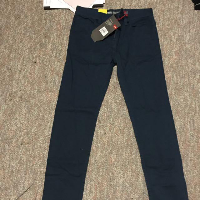Mossimo Stretch Skinny Jeans Size30