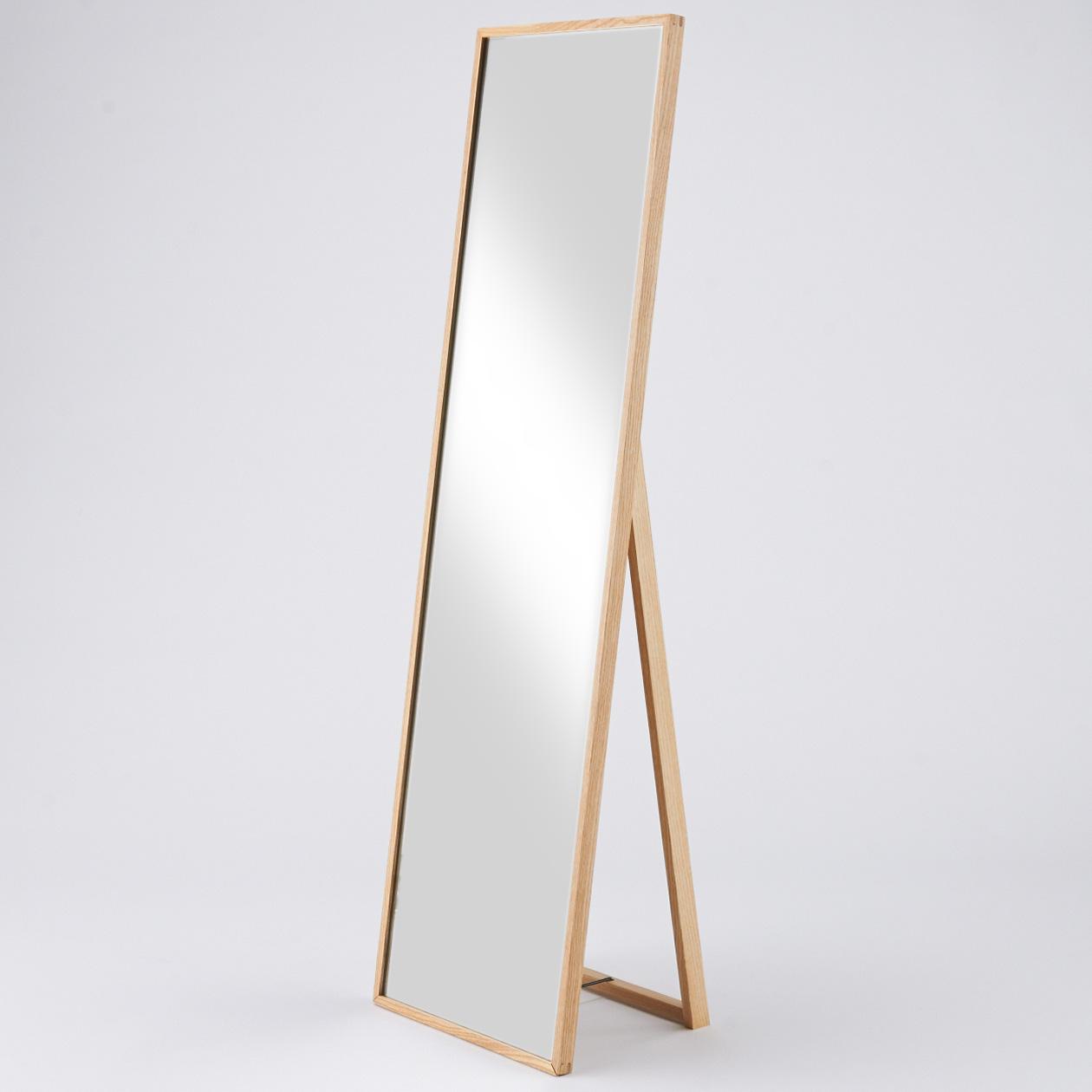 Oak Floor Standing Mirror - Flooring Ideas and Inspiration