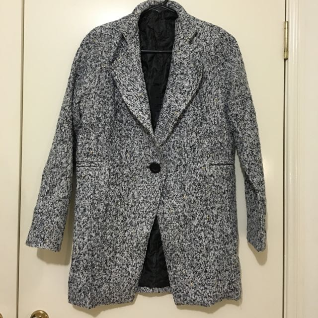 Never Worn Tweed Coat