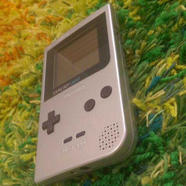 Nintendo Gameboy Light Rare MGB-101