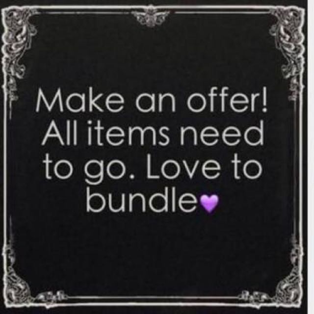 Offers For The Whole Bundle