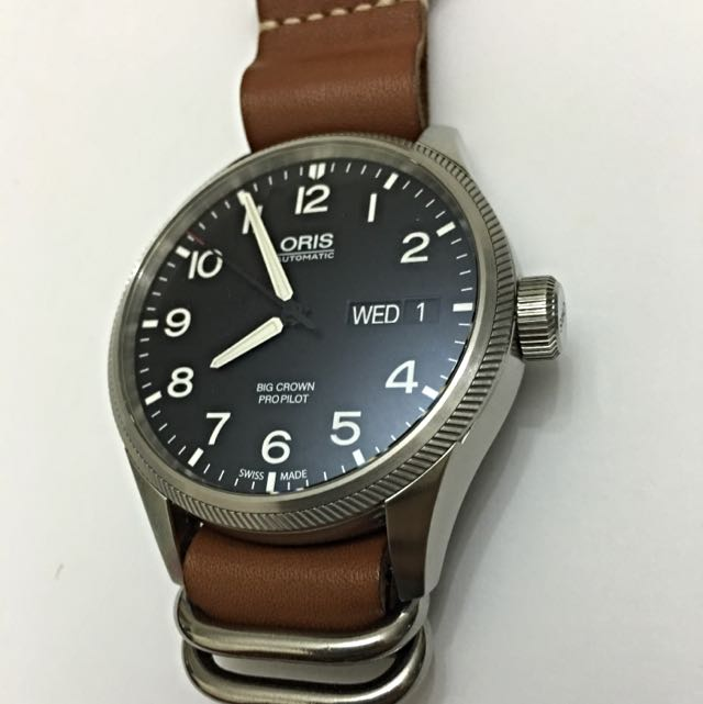 (priced to sell) ORIS ProPilot Day Date Automatic