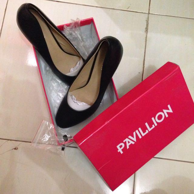 Pavillion Heels