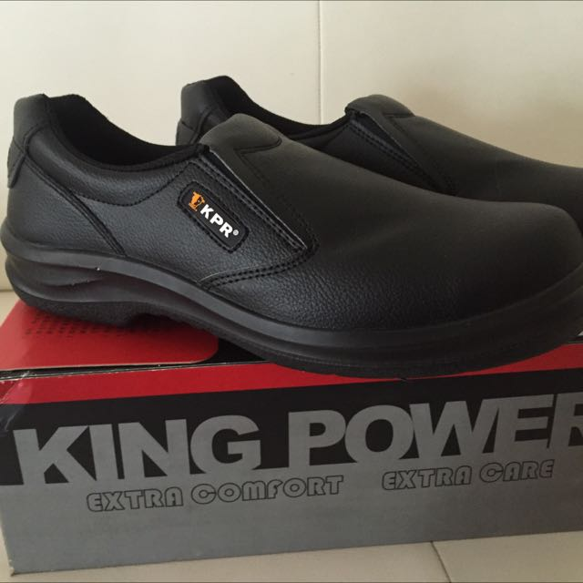 Size 43 Safety Shoes Steel Toe (NON NEGO)