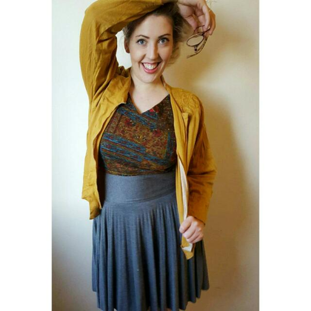 *SALE* Vintage Woolly Aztec Shirt