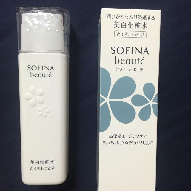 Sofina美白瀅透滲透露
