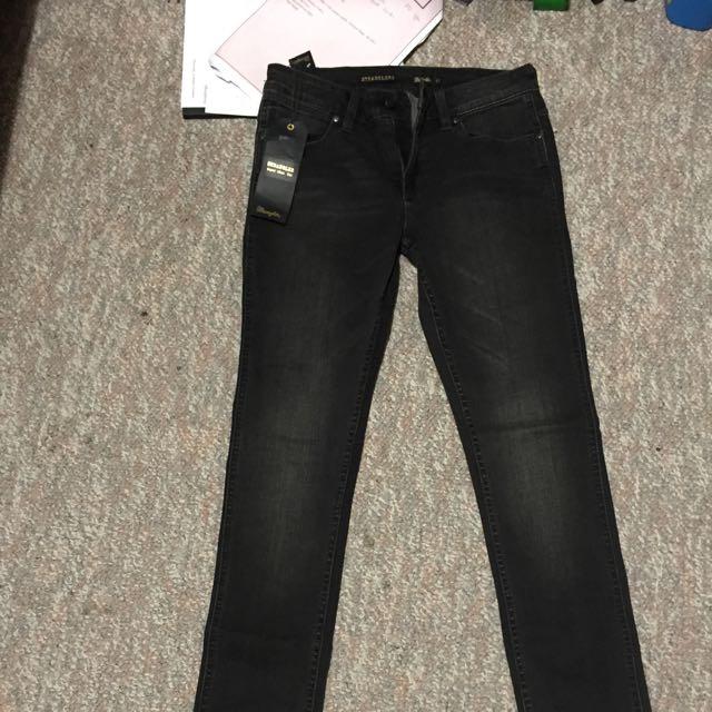 Stranglers Wrangler Jeans 30