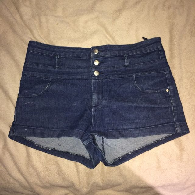 Supre High Waisted Shorts