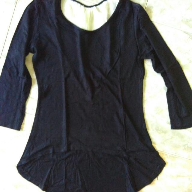 V Back Shirt