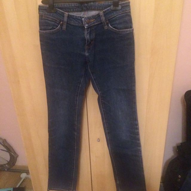 Wrangler 藍哥牛仔褲
