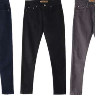 OB Denim Skinny Pants 5L