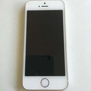 iPhone 5s/gold/16G