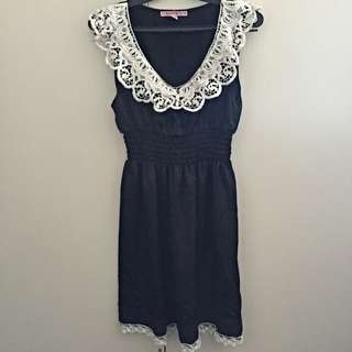 Shilla Black Dress