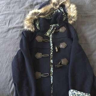 Ladakh Winter Coat