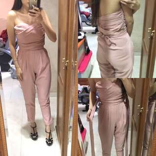 self manufactured jumpsuit