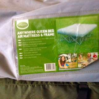 Camping Air Mattress Frame