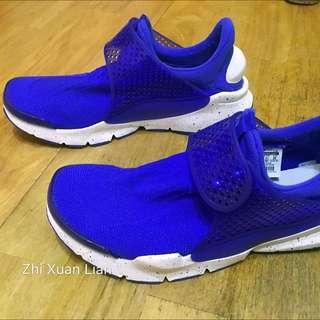 Nike Sock Dart 潑漆藍