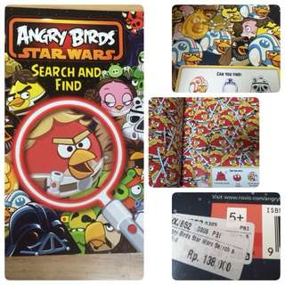 Angry Birds Search and Find