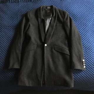 Asos Black Coat 🚫NO PICKUPS🚫