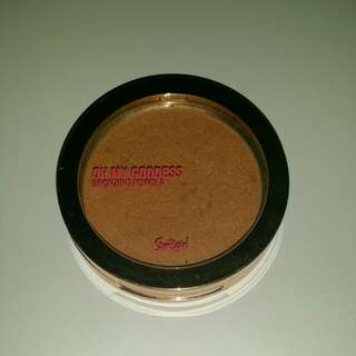 Sports Girl Bronzing Powder