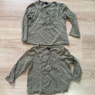 Authentic Preloved Baby Gap Tshirt