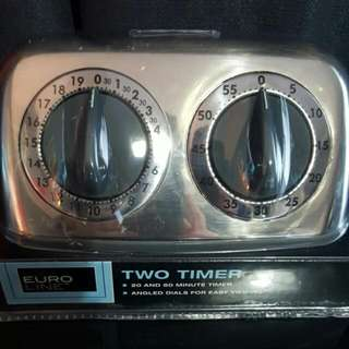 Euro Line 20 + 60 Minute Timer