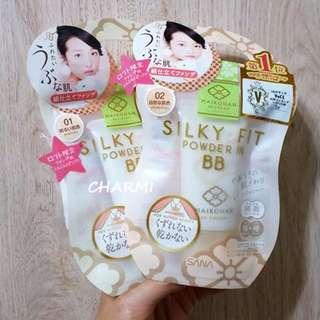 ✧查米✧日本原裝 Maikohan舞妓 BB霜 添加櫻花、椿花精華保濕不脫妝 三秒後變粉質 不黏膩 附贈海綿