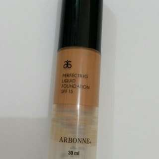 Arbonne liquid Foundation