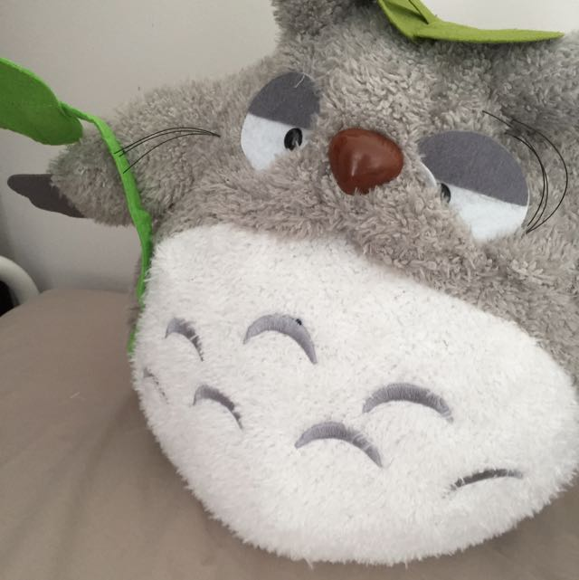 "15"" Authentic Totoro Plush"