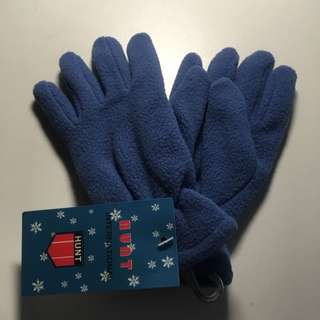 Winter Gloves For Kids 4-5 Years Old