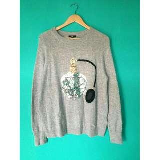 H&M Warm Grey Sweater