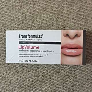 NEW TRANSFORMULAS LIP VOLUME