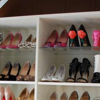 Shoes Need To Go!