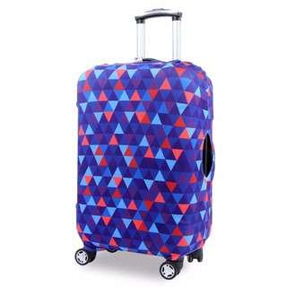 【ITEM】輕旅行 超彈力 底部拉鍊式 行李箱套 行李箱防塵套 行李箱保護套