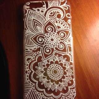iPhone 6 Case Mandala Print