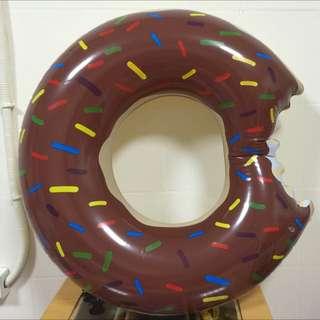 甜甜圈游泳圈現貨