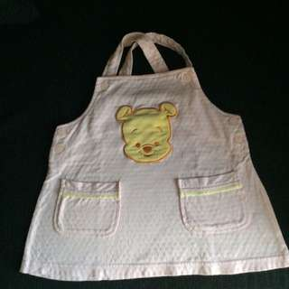 Baby Pooh Backless Pink
